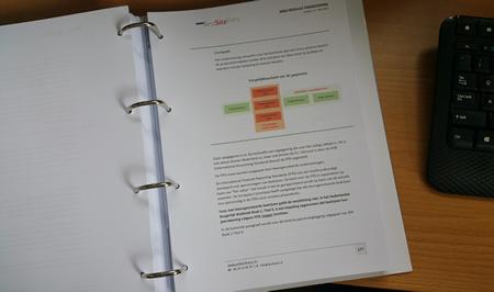 Voorbeeld van een lesboek
